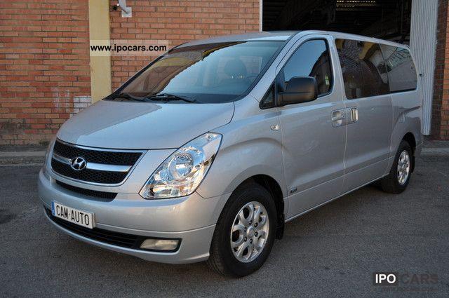 2008 Hyundai  H-1 Starex Van / Minibus Used vehicle photo