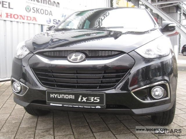 2012 Hyundai  IX35 2.0 2WD Automatic Style Plus Package Off-road Vehicle/Pickup Truck Pre-Registration photo