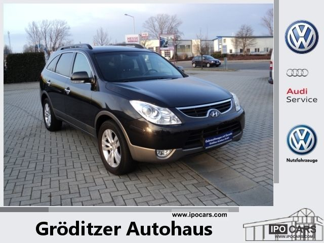 2009 Hyundai  ix55 3.0 CRDi V6, sport-utility vehicle Off-road Vehicle/Pickup Truck Used vehicle photo