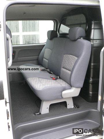 2011 Hyundai H 1 6-seater cargo DF DPF automatic climate ...