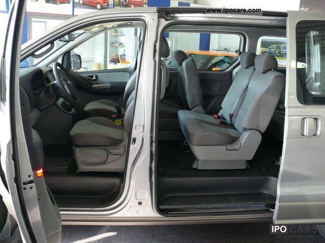 2012 Hyundai H-1 Starex 2.5 CRDI Comfort 8 seater 6 speed ...