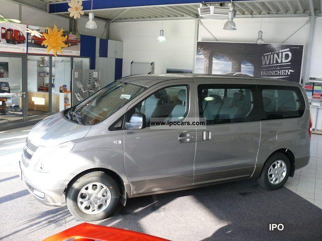 2012 Hyundai  H-1 Starex 2.5 CRDI Comfort 8 seater 6 speed Sch Van / Minibus Used vehicle photo
