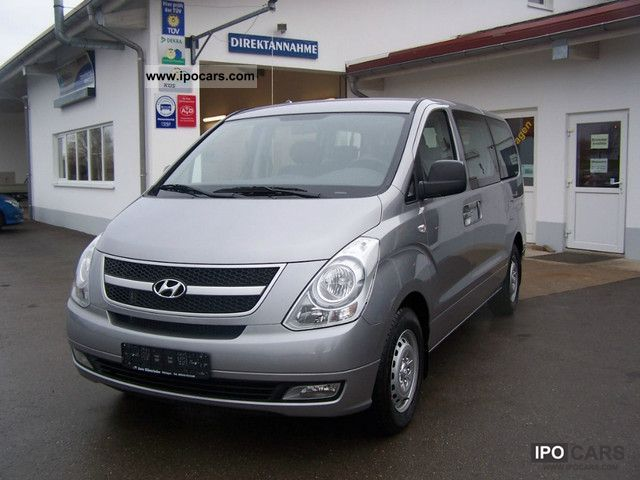 2012 Hyundai  H-1 2.5 CRDi Travel Van / Minibus Pre-Registration photo