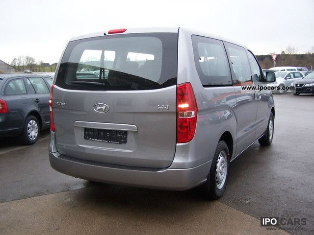 2012 hyundai h 1 2 5 crdi travel car photo and specs. Black Bedroom Furniture Sets. Home Design Ideas