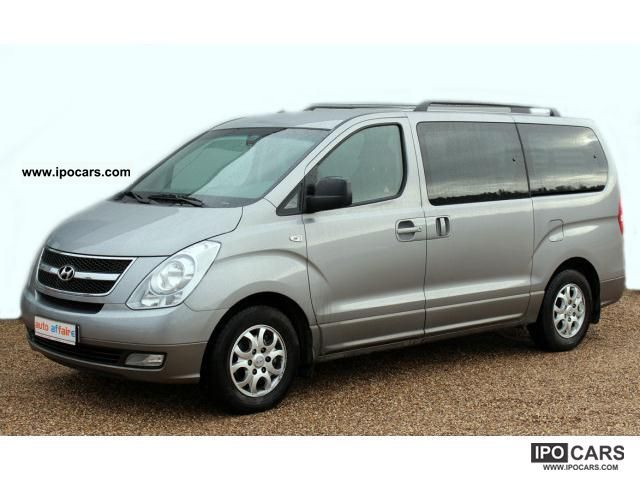 9 Seater Car >> 2011 Hyundai H 1 2 5l Diesel 9 Seater Car Photo And Specs