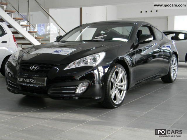 2011 Hyundai  Genesis Turbo - Automatic climate control, 6 speed manual Sports car/Coupe New vehicle photo