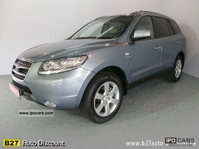 2010 Hyundai  Santa Fe 2.2 CRDi 4x4 Automatic Style 5-seater Off-road Vehicle/Pickup Truck Used vehicle photo