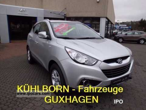 2012 Hyundai  ix35 2.0CRDI Comfort 4WD Off-road Vehicle/Pickup Truck Employee's Car photo