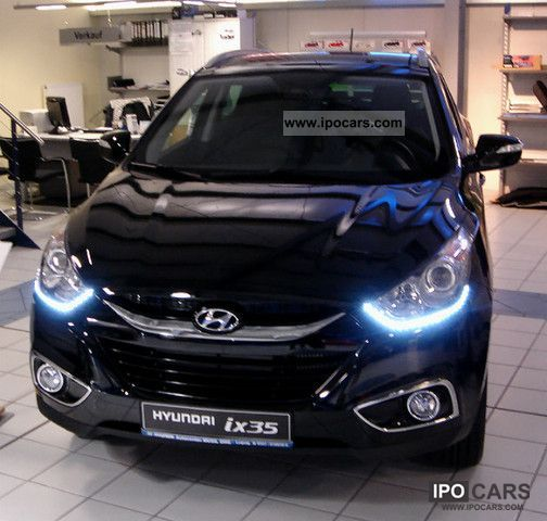 2012 Hyundai  ix35 2.0 manual i-Catcher 163 hp Off-road Vehicle/Pickup Truck Pre-Registration photo