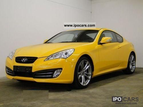 2011 Hyundai Genesis 3 8 V6 Automatic Car Photo And Specs