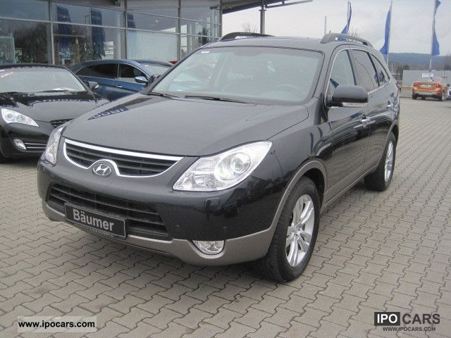 2009 Hyundai  3.0 CRDi Premium 4WD V6 ix55 automatic, glass roof, Off-road Vehicle/Pickup Truck Used vehicle photo