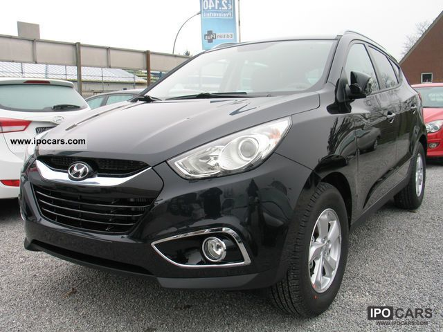 2011 Hyundai  1.7 CRDi Style Navigation Sunroof Package P Off-road Vehicle/Pickup Truck Used vehicle photo