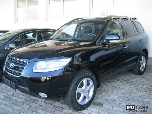 2009 hyundai santa fe gls 2 2 crdi 2wd a t 5 seater. Black Bedroom Furniture Sets. Home Design Ideas