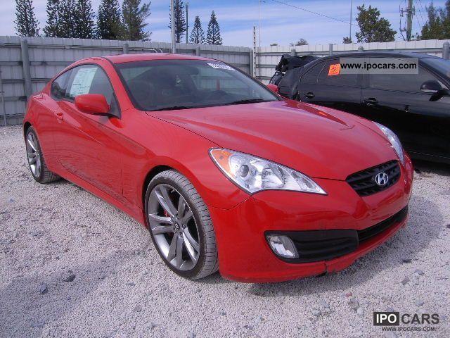 2011 Hyundai  GENESIS Sports car/Coupe Used vehicle (business photo