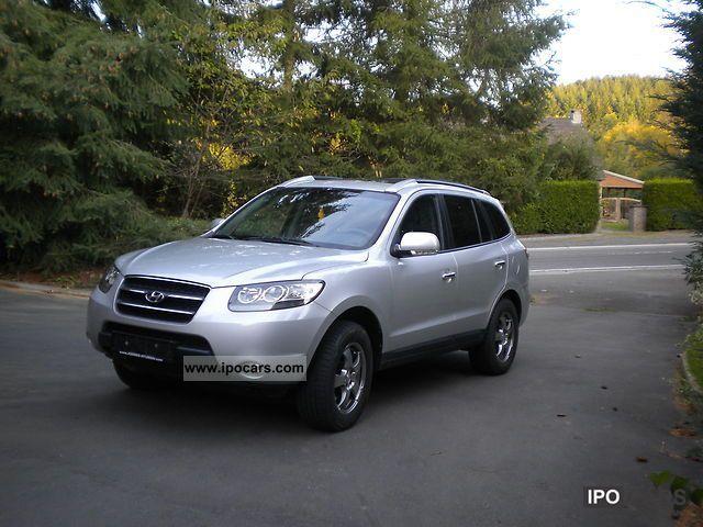 2010 Hyundai  Santa Fe Off-road Vehicle/Pickup Truck Used vehicle photo