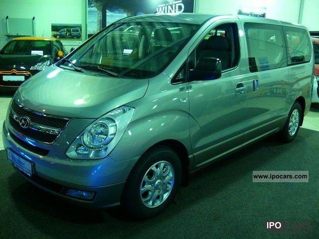 2012 Hyundai  H-1 Starex 2.5 CRDI Comfort 170PS aut. 8 Seater Van / Minibus Used vehicle photo