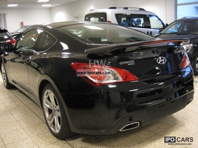 2012 Hyundai  Genesis Coupe 3.8 V6 Automatic S.DACH LEATHER Sports car/Coupe Pre-Registration photo