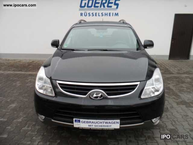 2009 Hyundai  ix55 3.0 CRDi Comfort V6 / Automatic Air / PPC / Connection Off-road Vehicle/Pickup Truck Used vehicle photo