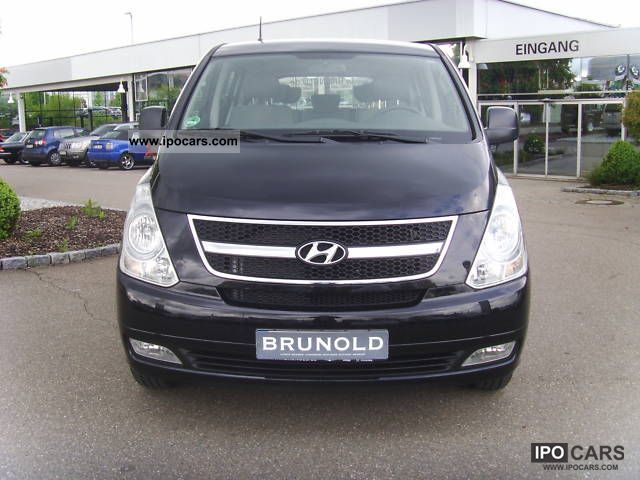 2011 hyundai h 1 2 5 crdi travel car photo and specs. Black Bedroom Furniture Sets. Home Design Ideas