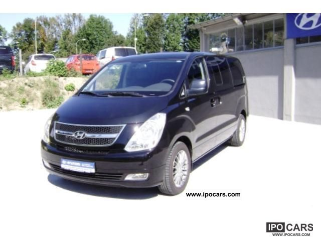 2011 hyundai h 1 travel 2 5 crdi premium travel navigation big car photo and specs. Black Bedroom Furniture Sets. Home Design Ideas