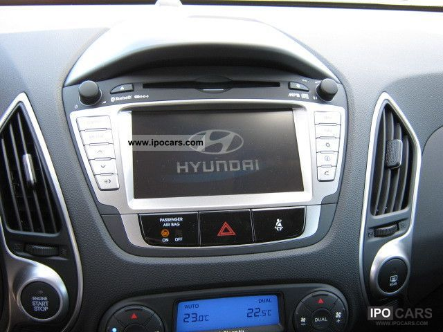 2012 Hyundai Ix35 2 0 Crdi 4wd Premium Navi Car Photo