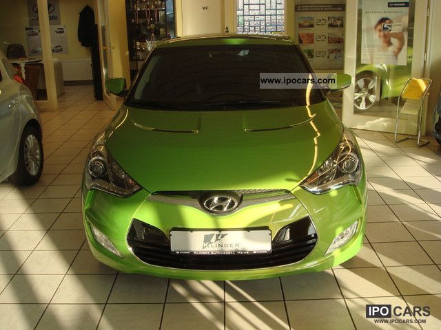 2011 Hyundai  1.6 GDI Premium Edition Intro Sports car/Coupe New vehicle photo