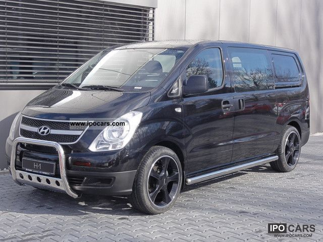 2011 Hyundai H 1 6 Seater Cargo Df Automatic Climate Dpf