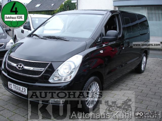 2012 Hyundai  H-1 Travel 2.5 CRDi Premium 8 Seater Standheizu Van / Minibus Pre-Registration photo