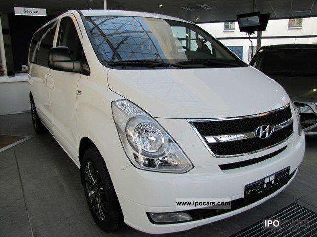 2011 Hyundai  H-1 Premium Travel DPF 17 \ Van / Minibus New vehicle photo