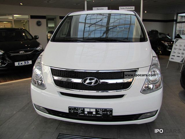 2011 hyundai h 1 premium travel dpf 17 car photo and specs. Black Bedroom Furniture Sets. Home Design Ideas
