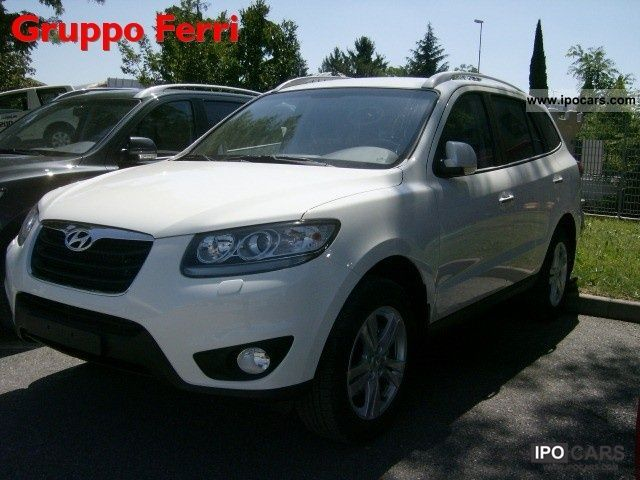 2012 Hyundai  Santa Fe 2.2 CRDi 4WD Style -19% Off-road Vehicle/Pickup Truck Pre-Registration photo