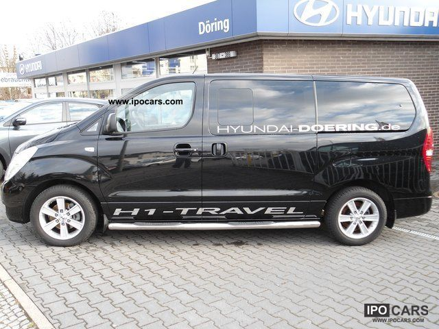 2010 hyundai h 1 premium travel car photo and specs. Black Bedroom Furniture Sets. Home Design Ideas