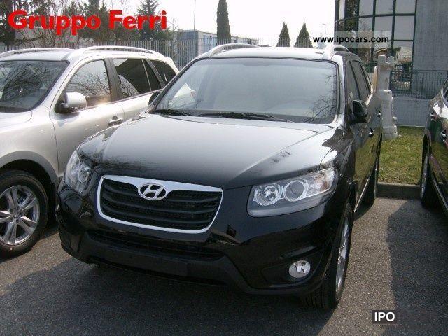 2012 Hyundai  Santa Fe 2.2 CRDi 4WD Style NeroMet -19% Off-road Vehicle/Pickup Truck Pre-Registration photo