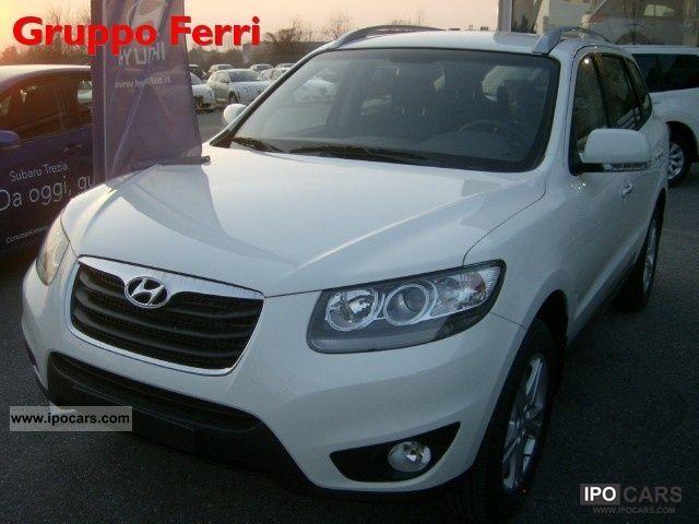 2012 Hyundai  Santa Fe 2.2 CRDi 4WD Style Automatico -19% Off-road Vehicle/Pickup Truck Pre-Registration photo