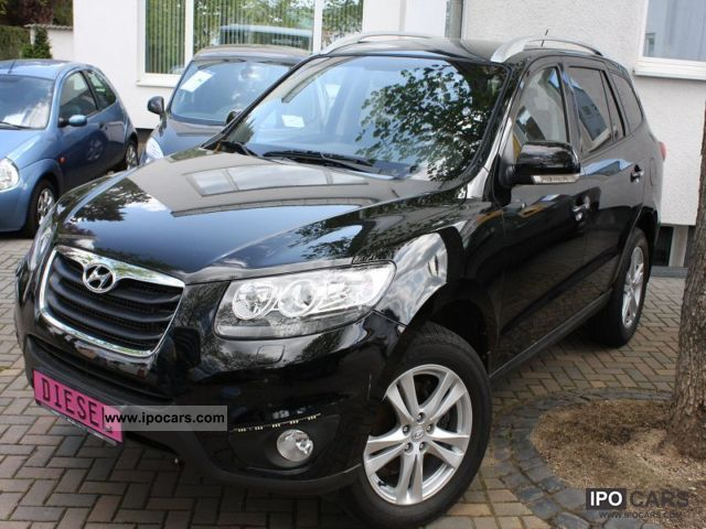 2012 Hyundai  Santa Fe 2.2 CRDi 4WD Premium Automatic CPF Off-road Vehicle/Pickup Truck Used vehicle photo
