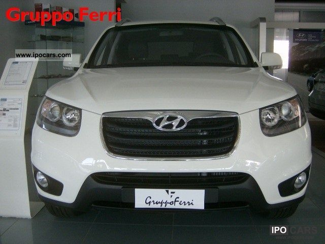 2012 Hyundai  Santa Fe 2.2 CRDi 4WD Style Aut. 7p -19% Off-road Vehicle/Pickup Truck Pre-Registration photo