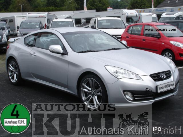 Hyundai  Genesis Coupe 3.8 V6 LPG LPG LPG 2012 Liquefied Petroleum Gas Cars (LPG, GPL, propane) photo