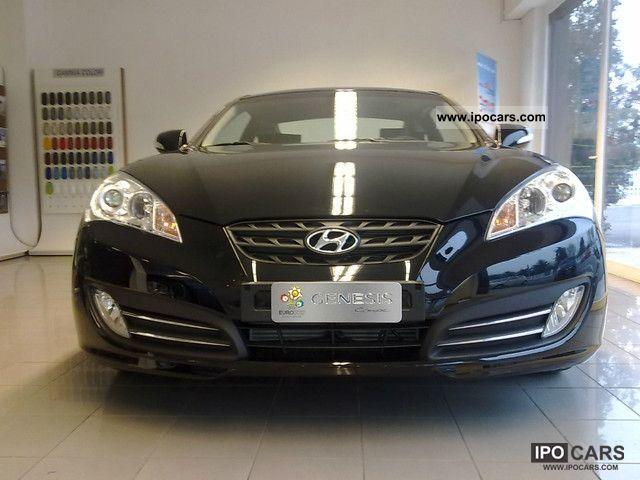 2012 Hyundai  Genesis Sports car/Coupe Pre-Registration photo