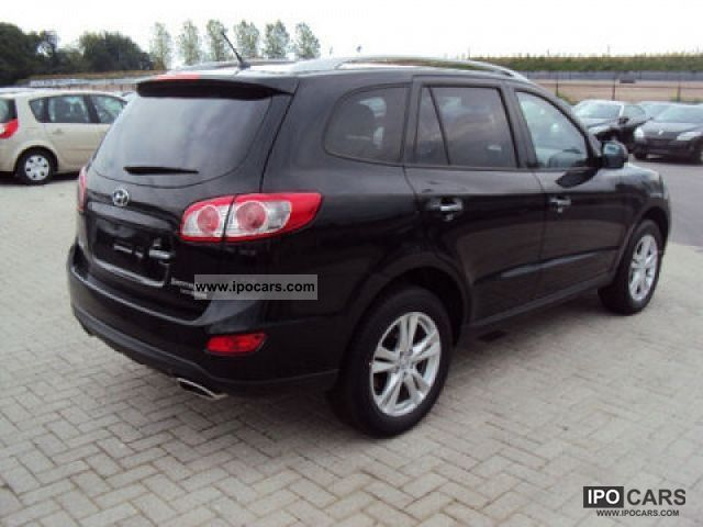 2012 hyundai santa fe 4x4 crdi lounge 197 cv 7 places. Black Bedroom Furniture Sets. Home Design Ideas