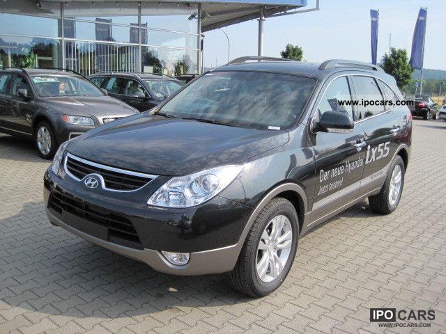 2010 Hyundai  ix55 3.0 CRDi Premium V6, Automatic, No EU Impo Off-road Vehicle/Pickup Truck Demonstration Vehicle photo