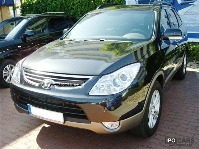 2009 Hyundai  iX55 3.0 CRDi Premium *** *** wheel Other Used vehicle photo