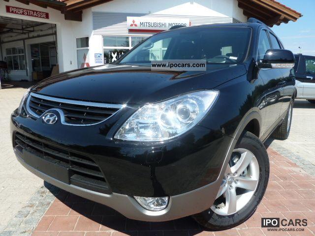 2011 Hyundai  ix55 3.0 V6 CRDi Premium -Leder/Xenon- * NOW * Off-road Vehicle/Pickup Truck Used vehicle photo