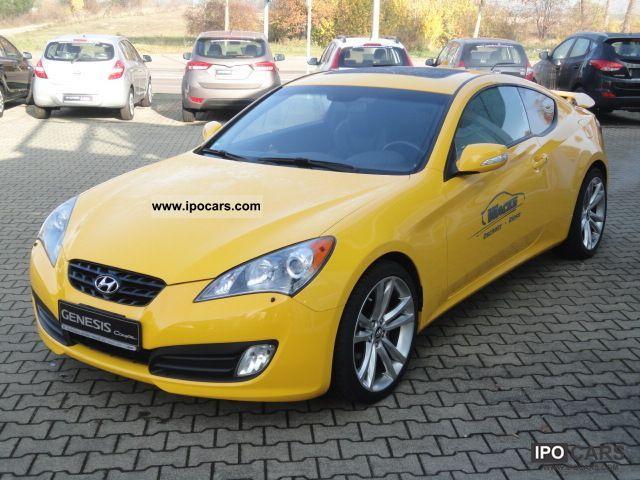 2010 Hyundai  GENESIS Sports car/Coupe Used vehicle photo