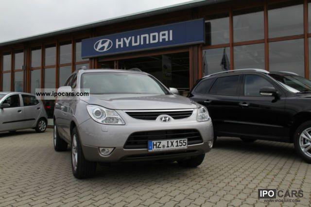 2011 Hyundai  ix55 3.0 V6 CRDi Premium, VFW, leather, navigation, Aut. Off-road Vehicle/Pickup Truck Demonstration Vehicle photo