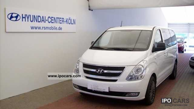 2011 Hyundai  H-1 with automatic transmission 2.5 CRDi Travel Premi Estate Car New vehicle photo