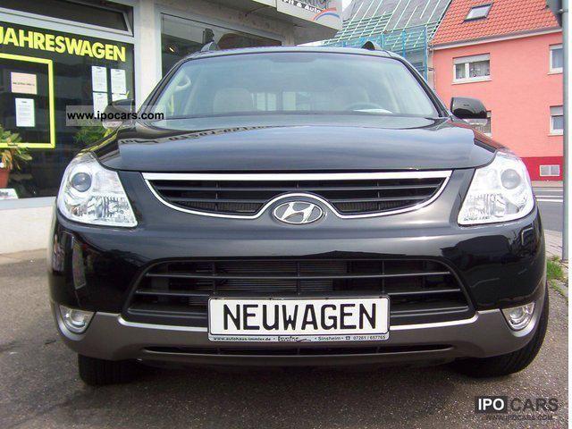 2011 Hyundai  ix55 3.0 CRDi Premium 4WD Automatic DPF Off-road Vehicle/Pickup Truck New vehicle photo