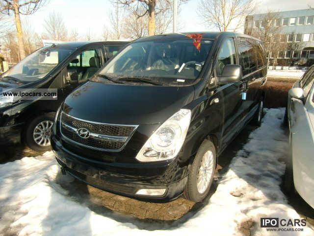 2012 Hyundai  H-1 Travel 2.5 CRDi Premium 170HP Estate Car Pre-Registration photo