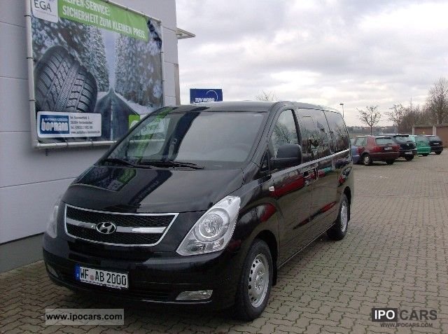 2012 Hyundai  H-1 Auto Travel Premium 170HP Van / Minibus Demonstration Vehicle photo
