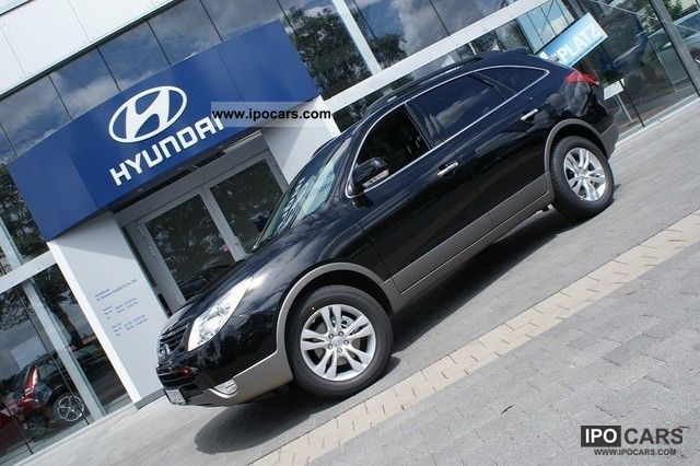 2011 Hyundai  ix55 3.0 CRDi Automatic V6 Premium + Navi + Ski Off-road Vehicle/Pickup Truck New vehicle photo