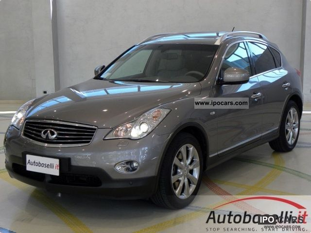 2009 Infiniti  EX37 AWD GT PREMIUM AUTOMATIC + TETTO APRIBILE Off-road Vehicle/Pickup Truck Used vehicle photo